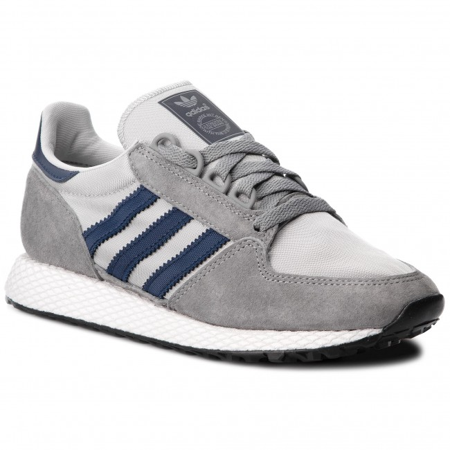 new arrival 5824d 72489 Buty adidas - Forest Grove D96631 GrethrConavyGretwo