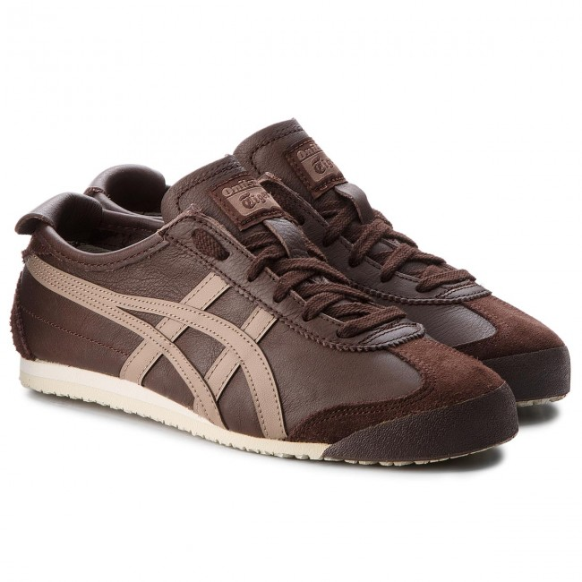 Buy Asics Onitsuka Tiger Mexico 66 coffeetaupe grey from