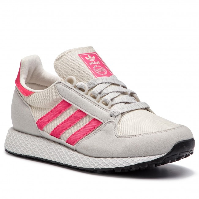 innovative design 41504 a48bd Buty adidas - Forest Grove J B37744 CwhiteReapnkGreone - Sne