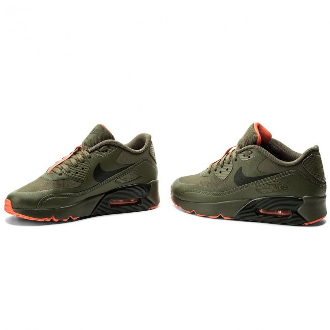 100% authentic 9bb22 39983 Buty NIKE - Air Max 90 Ultra 2.0 Le (GS) AH7856 200 Medium Olive