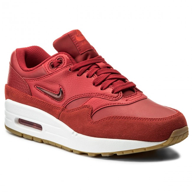brand new 20d50 a0efb Buty NIKE - Air Max 1 Premium Sc AA0512 602 Gym Red Gym Red