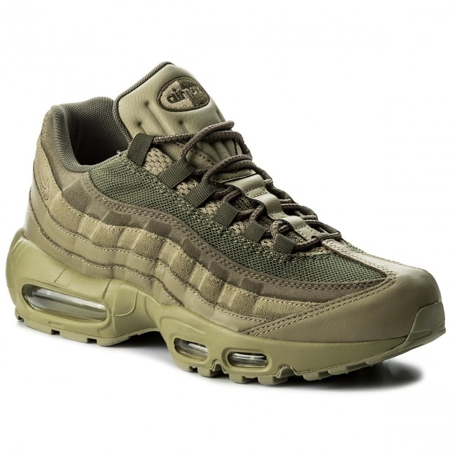 size 40 0fd24 fd320 Buty NIKE - Air Max 95 Prm 538416 201 Neutral Olive/Neutral Olive ...