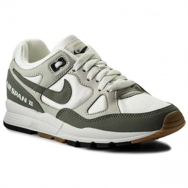 outlet store 3c04f 904f2 Buty NIKE - Air Span II AH6800 100 Summit WhiteDark Stucco
