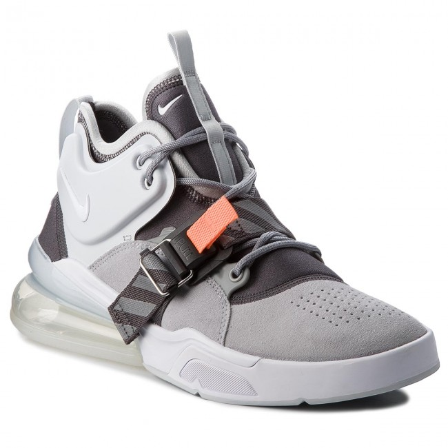 cheap for discount be545 c0b26 Buty NIKE - Air Force 270 AH6772 002 Wolf GreyWhiteDark Grey