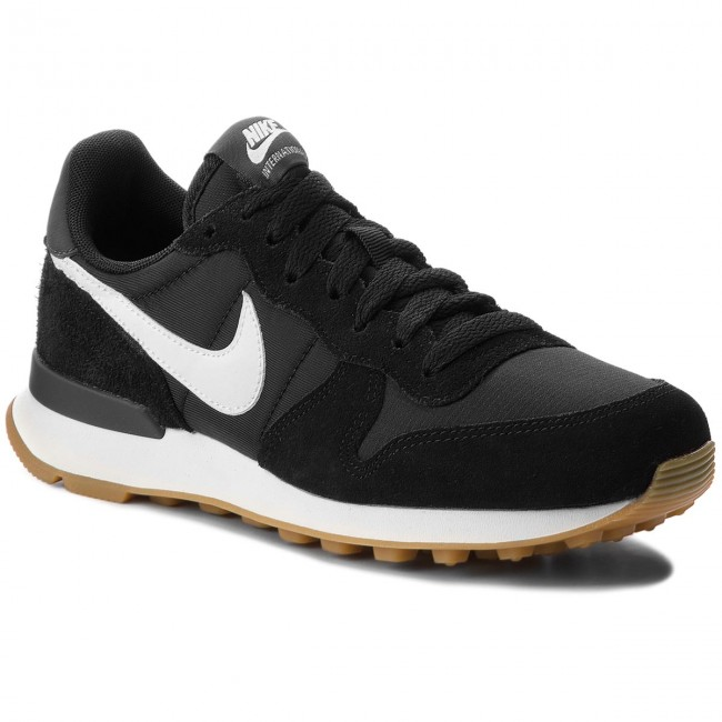 the best attitude ba201 87a23 Buty NIKE - Internationalist 828407 021 Black Summit White Anthracite