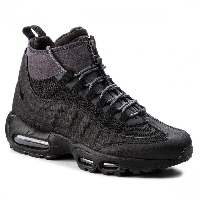 best website ff925 d5d8e Buty NIKE - Air Max 95 Sneakerboot 806809 001 BlackBlackAnthraciteWhite