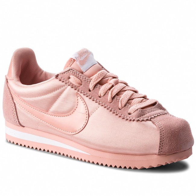 sports shoes 199ca fdbe7 Buty NIKE - Classic Cortez Nylon 749864 606 Coral StardustCoral Stardust