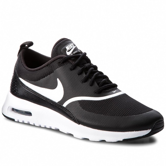 5050667358c62 Buty NIKE - Air Max Thea 599409 028 Black/White - Sneakersy ...