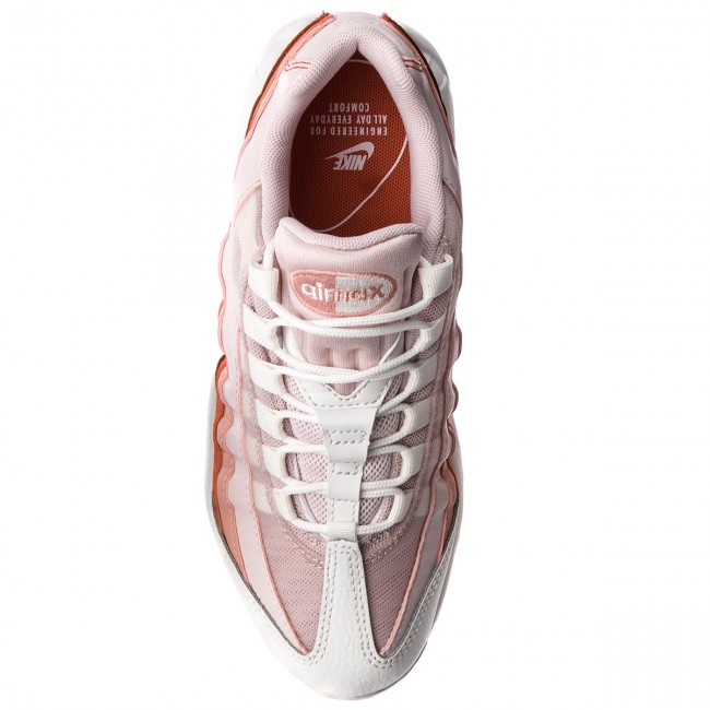 Buty NIKE Air Max 95 307960 604 Barely RoseCoral Stardust