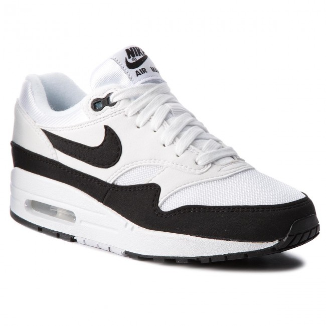 the best attitude 2a68d df180 Buty NIKE - Air Max 1 319986 109 White Black