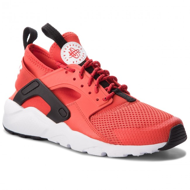 timeless design 4d667 f3073 Buty NIKE - Air Huarache Run Ultra Gs 847569 600 Habanero RedWhiteWhite