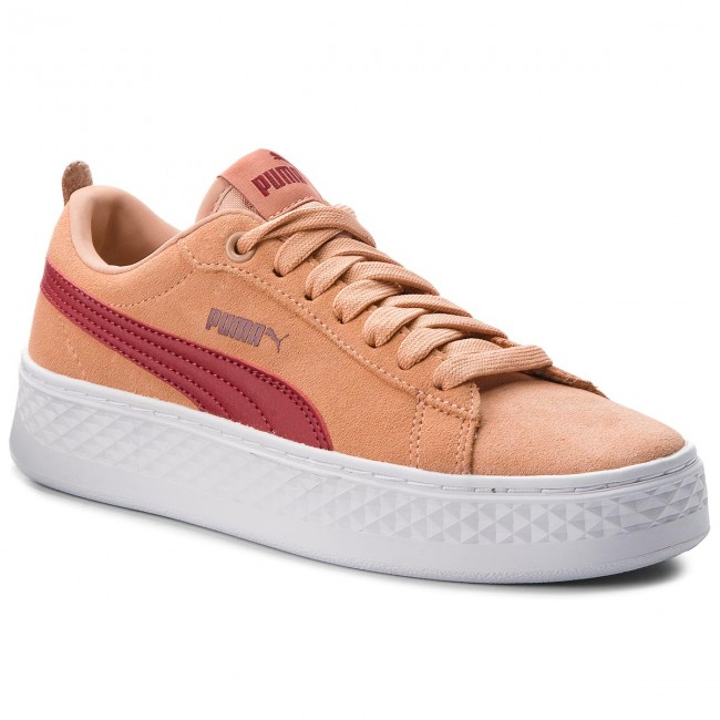 2c69c098c90 Sneakersy PUMA - Smash Platform Sd 366488 05 Dusty Coral Pomegranate ...