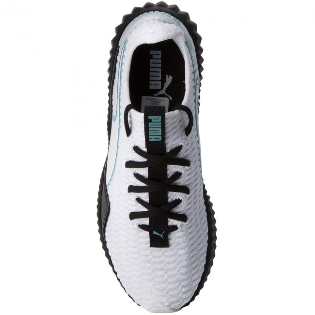 Sneakersy PUMA Defy Wn's 190949 03 Puma WhitePuma Black