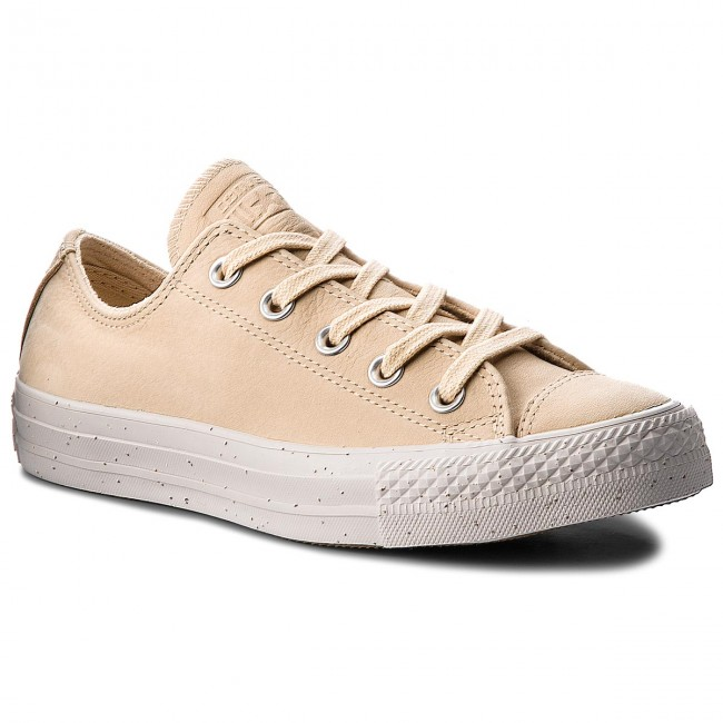 1ad2c41dca183 Tenisówki CONVERSE - Ctas Ox 157603C Light Twine/Malted/Pale Putty ...