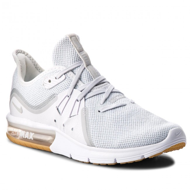 brand new 48cc4 e3d1c Buty NIKE - Air Max Sequent 3 908993 101 WhitePure Platinum