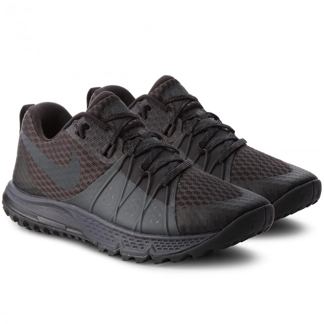 Buty NIKE Air Zoom Wildhorse 4 880565 003 BlackAnthraciteAnthracite