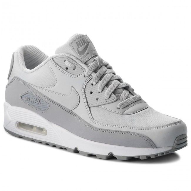size 40 2bbf1 c97cc 5486a e3f18 discount code for buty nike air max 90 essential 537384 088  wolf grey pure platinum white ...