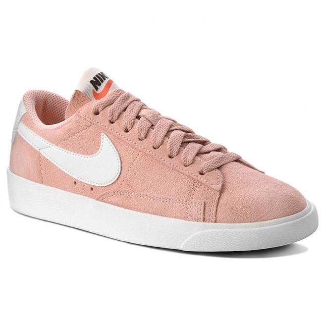 new arrival 55668 65ffe Buty NIKE - Blazer Low Sd AA3962 605 Coral StardustSailSail
