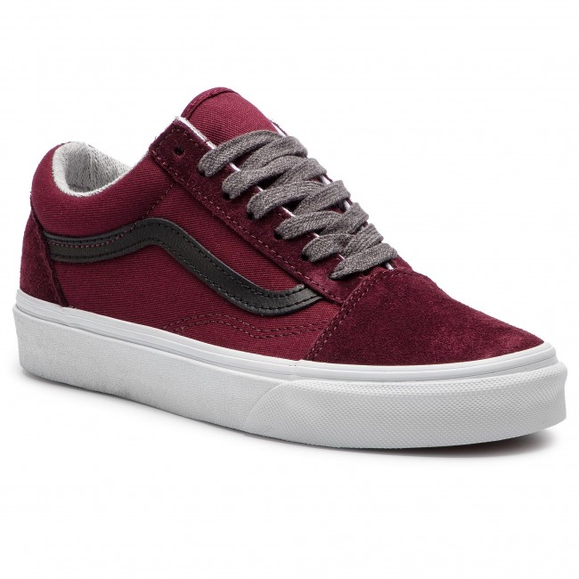 972fba470527f7 Tenisówki VANS - Old Skool VN0A38G1UP71 (Jersey Lace) Port Royale ...