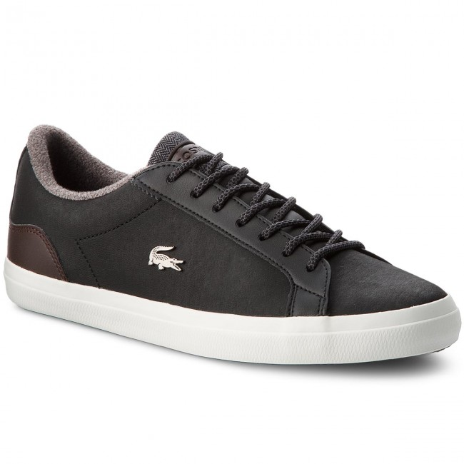7b4a6bb781be8 Sneakersy LACOSTE - Lerond 318 2 Cam 7-36CAM0047094 Blk/Brw ...