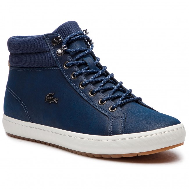 2be5971c51f12 Sneakersy LACOSTE - Straightset Insulac 3181 Cam 7-36CAM006495K Nvy/Nvy