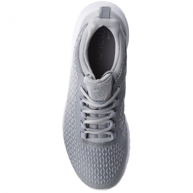 Buty NIKE Renew Rival AA7411 006 StealthBlancGris Loup