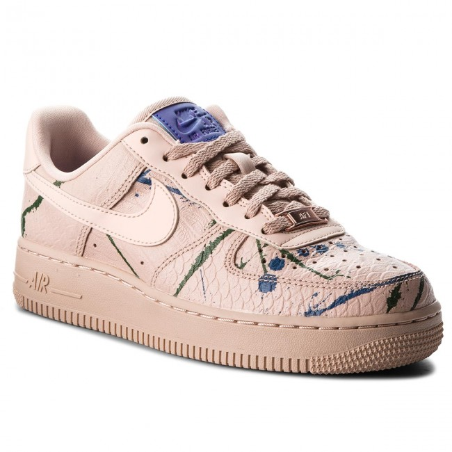 new concept 762e3 709bd Buty NIKE - Air Force 1 07 Lx 898889 202 Patricle BeigePatricle Beige
