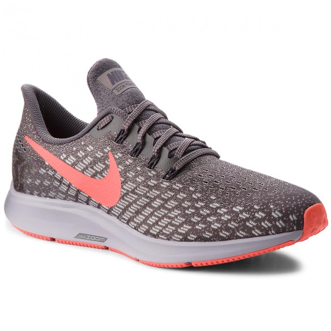 info for d0654 6dee6 Buty NIKE - Air Zoom Pegasus 35 942851 006 Thunder Grey Bright Crimson