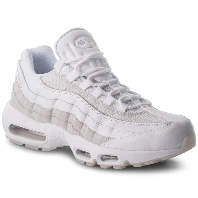 online retailer 88731 e78df denmark buty nike air max 95 essential 749766 109 white vast grey vast grey  9d709 82cd0