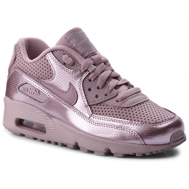 new product 91acc 3457b Buty NIKE - Air Max 90 Se Ltr (GS) 859633 600 Elemental Rose