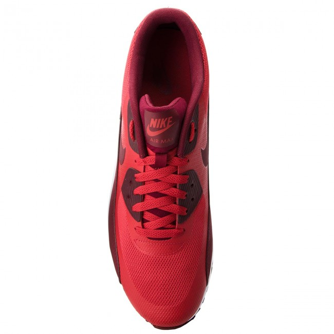 Buty NIKE Air Max 90 Ultra 2.0 Essential 875695 600 University RedTeam Red White
