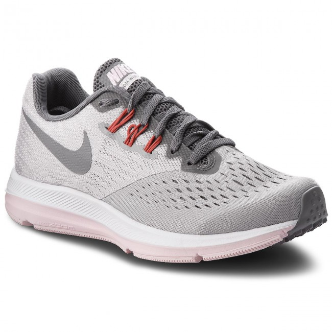 Buty NIKE - Zoom Winflo 4 898485 010 Atmosphere Grey Gunsmoke ... 60a7e592ae6eb