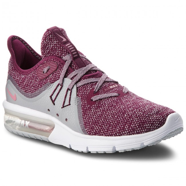 huge selection of 3b3e7 a3e9d Buty NIKE - Air Max Sequent 3 908993 606 BordeauxElemental Pink