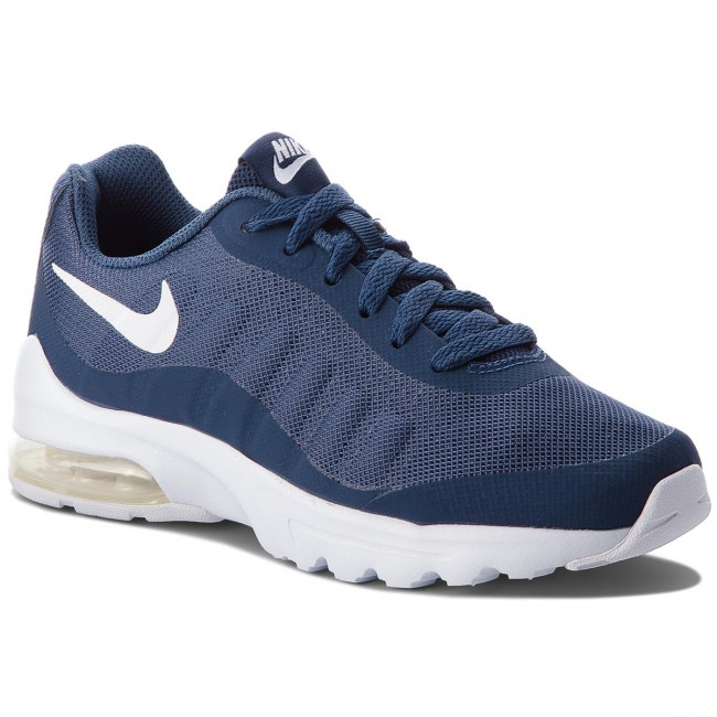 Buty NIKE - Air Max Invigor (GS) 749572 407 Navy/White - Sneakersy - Półbuty - Damskie