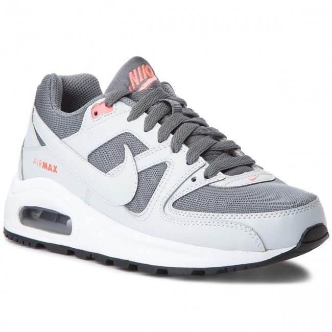 brand new f5c7e c8802 Buty NIKE - Air Max Command Flex (GS) 844349 001 Cool Grey Pure