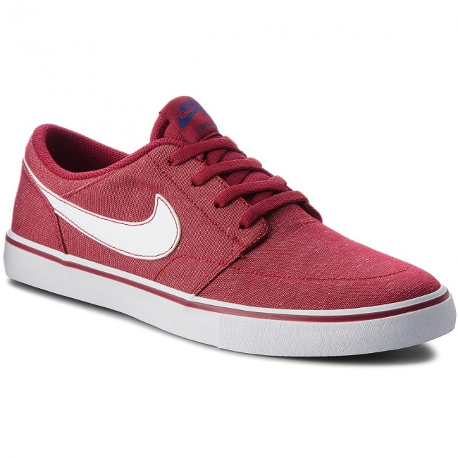 Buty NIKE - Sb Portmore II Slr Cvs P 880269 600 Red Crush White ... 4b75708320769