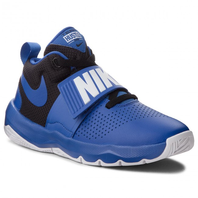finest selection 9c2ed 388c3 Buty NIKE - Team Hustle D 8 (GS) 881941 405 Game Royal Game