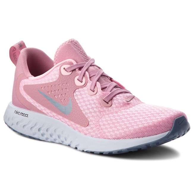 outlet store 2cabb f8bf7 Buty NIKE - Legend React (GS) AH9437 600 Pink Ashen Slate