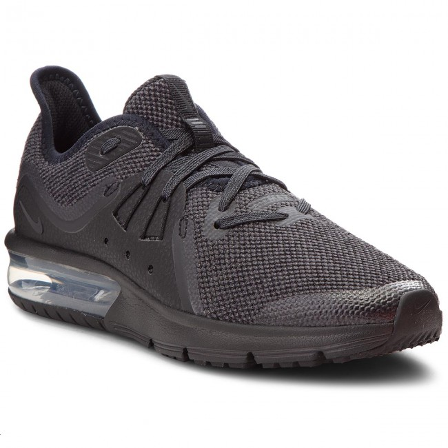 online store 05990 7987e Buty NIKE - Air Max Sequent 3 (GS) 922884 006 Black Anthracite