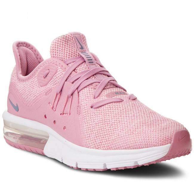 brand new 245e2 ed6b0 Buty NIKE - Air Max Sequent 3 (GS) 922885 601 Elemental Pink Ashen