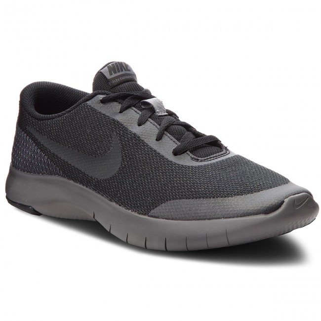 1975858a71 Buty NIKE - Flex Experience Rn 7 (GS) 943284 006 Black Anthracite ...