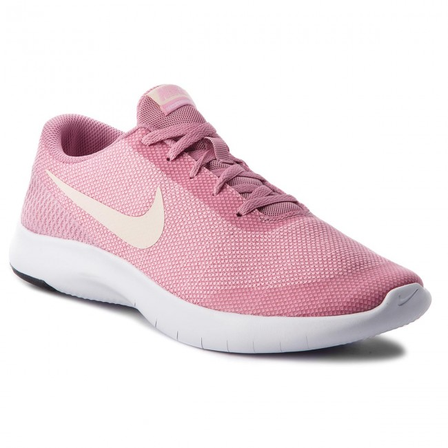 detailing 642bc 3c7d0 Buty NIKE - Flex Experience Rn 7 (GS) 943287 601 Elemental Pink Guava