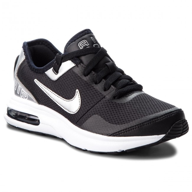 brand new a60d2 36429 Buty NIKE - Air Max Lb (GS) AA3507 002 Black Metallic Silver