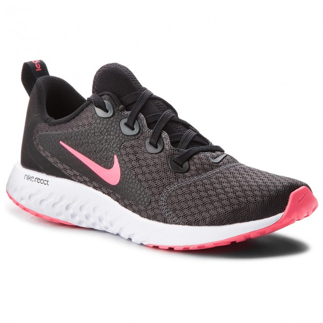 outlet store 80559 84085 Buty NIKE - Legend React (GS) AH9437 001 BlackRacer PinkAnthracite