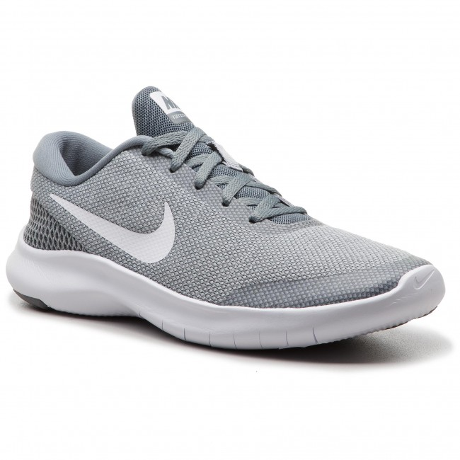 ccfd669d03 Buty NIKE - Flex Experience Rn 7 908996 010 Wolf Grey White Cool Grey