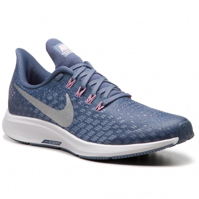 906fa47f5 Buty NIKE - Air Zoom Pegasus 35 (GS) AH3481 400 Diffused Blue/Metallic