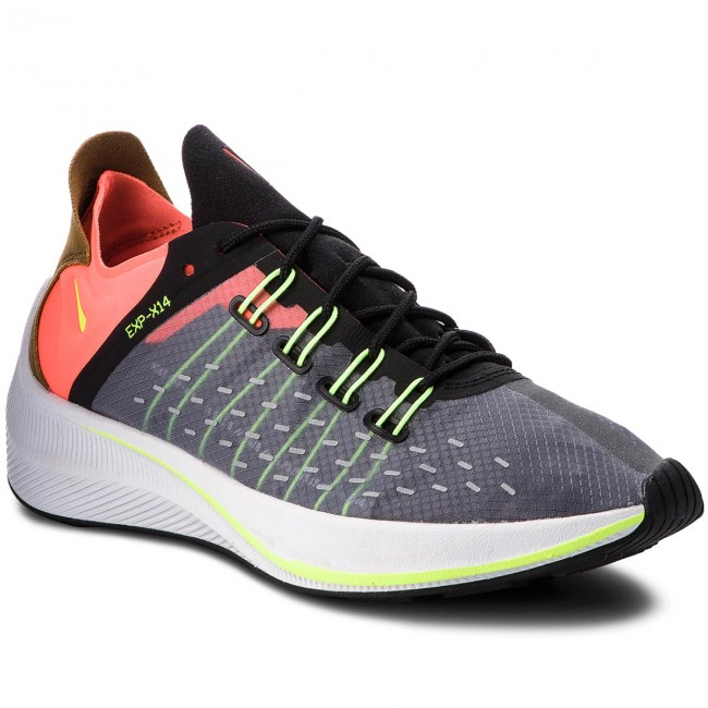 more photos b9c60 67ee2 Buty NIKE - Exp-X14 AO3170 002 BlackVolt Total Crimson