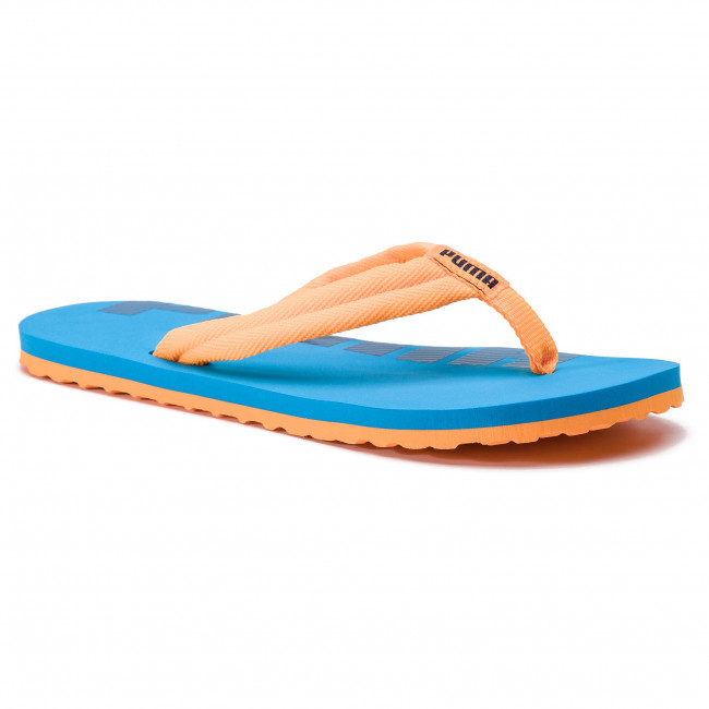 cb1c986c5 Japonki PUMA - Epic Flip v2 Jr 360288 16 Orange Pop Indigo Bunting ...