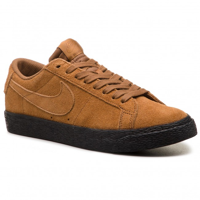 quality design fadc7 ad6b6 Buty NIKE - Sb Zoom Blazer Low 864347 200 Lt British TanLt British Tan