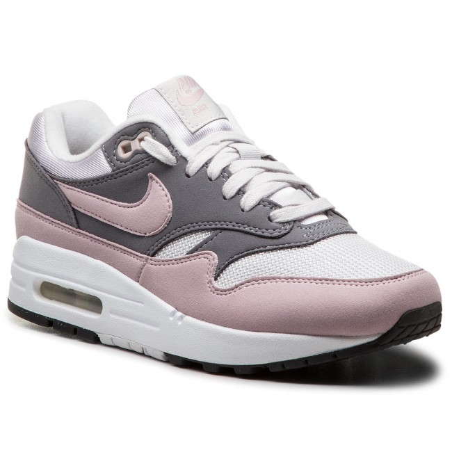 pretty nice 27602 005fd Buty NIKE - Air Max 1 319986 032 Vast GreyParticle Rose